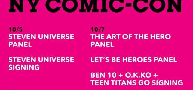 Cartoon Network: Art of the Hero